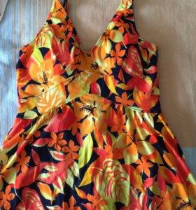 Купальник женский (платье)