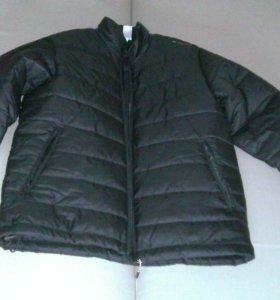 Куртка утепленная(новая)
