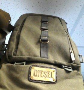 Рюкзак фирменный DISEL