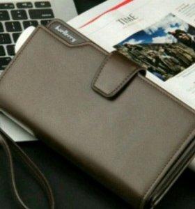 Бумажник мужской.