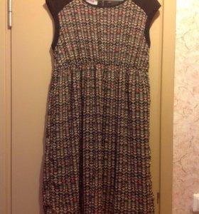 2 платья для беременных 46-48