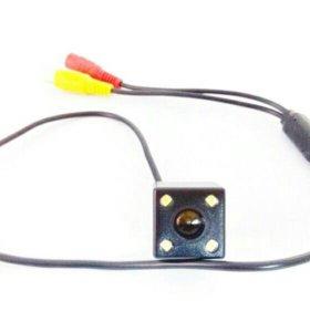 автомобильную камеру заднего вида наружного монтаж