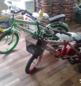 Детские велосипеды (новые)