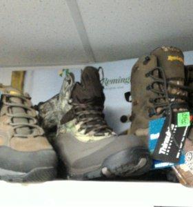 Ботинки Remington США продаются