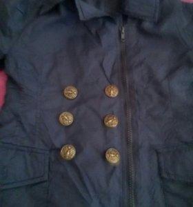 куртка для мальчика 3- 5 лет