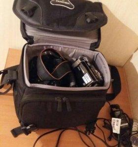 Продам фотоаппарат и цифровую видео камеру