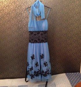 Нарядное платье для девочки (девушки), новое