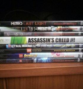 8 игр на Xbox 360 на прошитый