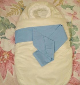 Конверт для новорожденного( мальчик)