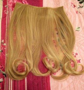 Волосы на тресках (искусственные )