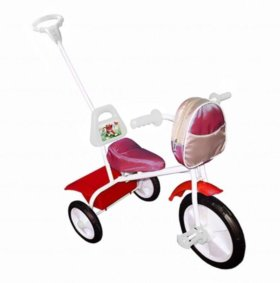 Велосипед детский трехколексный малыш