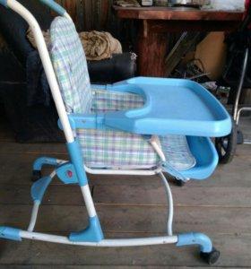 Кресло-столик с колесиками
