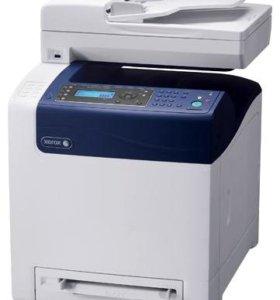 Мфу Xerox WorkCentre 6505 цветной лазерный