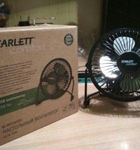 Вентилятор Scarlett Comfort SC-DF111S03