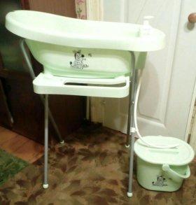 Ванночка на подставке