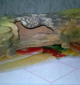 Укпашение для аквариума