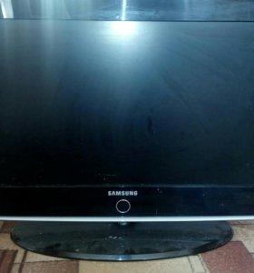 Телевизор сломан экран