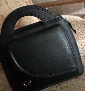 Кожаная сумка 💼