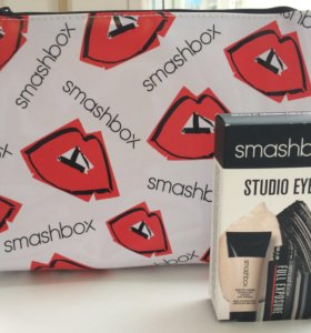 Smashbox косметичка и набор