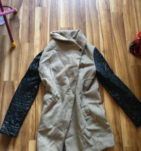 Пальто обмен