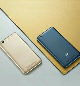 Xiaomi redmi 4A,4X
