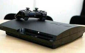 Sony Playstation 3 Slim 320 gb + 27 игр