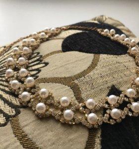 Праздничные украшения на шею и в прическу