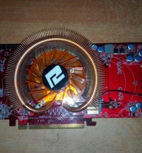 Видеокарта ATI Radeon HD 4800 Series