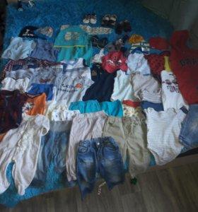 Много детской одежды и обуви✔✔✔