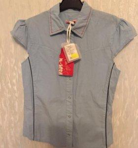 Рубашка для девочки с биркой