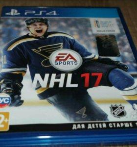 NHL 2017 (PS4) русская версия