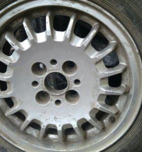 Три диска, BMW на 14, 6J×14H2