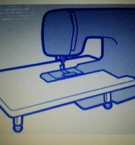 Приставной столик к швейной машинке Brother
