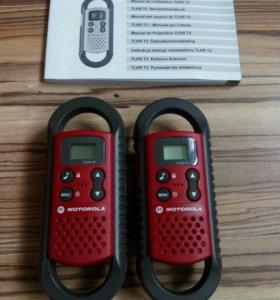 Рации Motorola TLKR T3