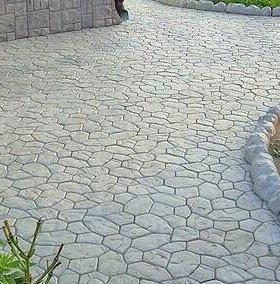 Укладка Тротуарной Плитки. Установка Бордюра