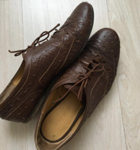 Ботинки кожаные  Nine West