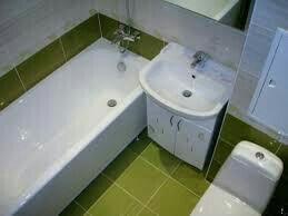 "Ванные комнату ""под ключ"""
