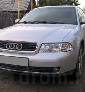 Audi A4 ЗАПЧАСТИ