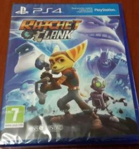 Новый диск Ratched and Clank
