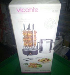 Электро-шашлычница VICONTE vc-152