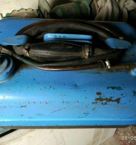 Топливный бачек для подвесного мотора