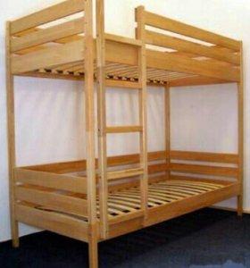 Двухярустный кровать