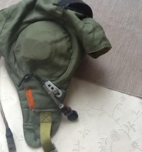 Шлем с гарнитурой ВВС СССР