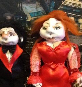 куклы (леди и джентельмен)