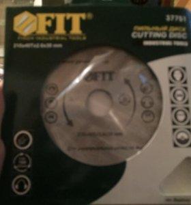 Пильный диск Fit
