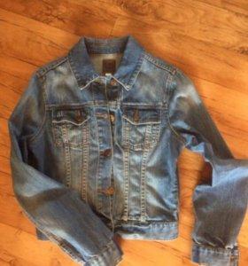 Джинсовая куртка DKNY оригинал