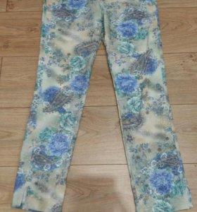 Брюки  джинсы стрейчевые