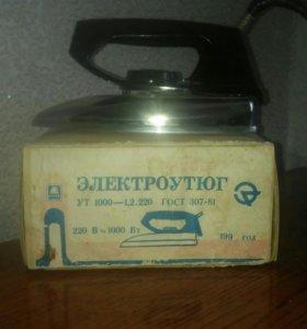 Электроутюг