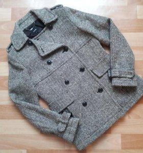 Пальто шерстяное р.М