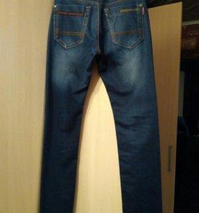 Новые джинсы, р.31 и б/у р.29